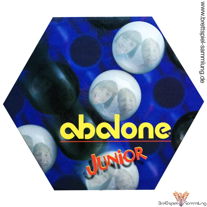 Brettspiel Sammlung Abalone Junior Spiel