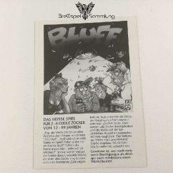 Bluff Spielanleitung