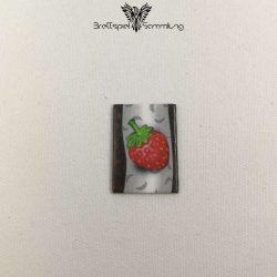 Da Ist Der Wurm Drin Erdbeere Weiß