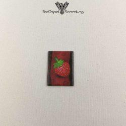 Da Ist Der Wurm Drin Erdbeere Rot