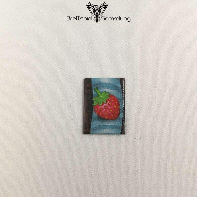 Da Ist Der Wurm Drin Erdbeere Blau