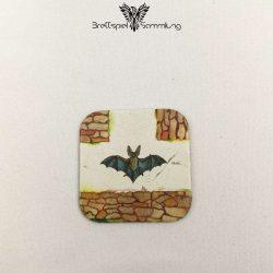 Das Verrückte Labyrinth Gänge Karte Motiv Fledermaus