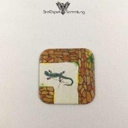 Das Verrückte Labyrinth Gänge Karte Motiv Salamander