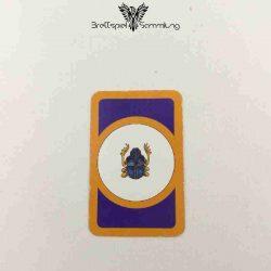 Das Verrückte Labyrinth Geheimniskarte Motiv Skarabäus