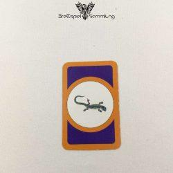 Das Verrückte Labyrinth Geheimniskarte Motiv Salamander