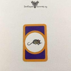 Das Verrückte Labyrinth Geheimniskarte Motiv Maus