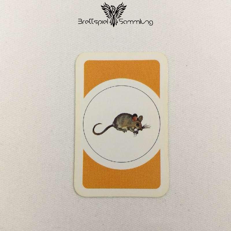 Das Verrückte Labyrinth Geheimniskarte Motiv Maus #2