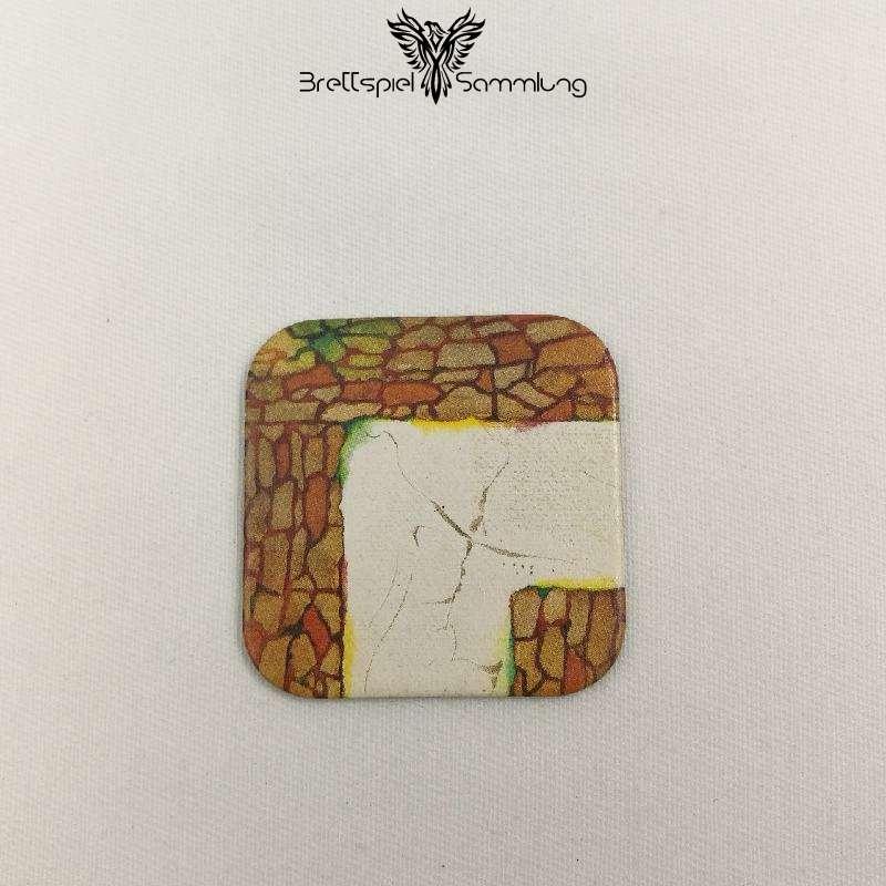 Das Verrückte Labyrinth Gänge Karte #1