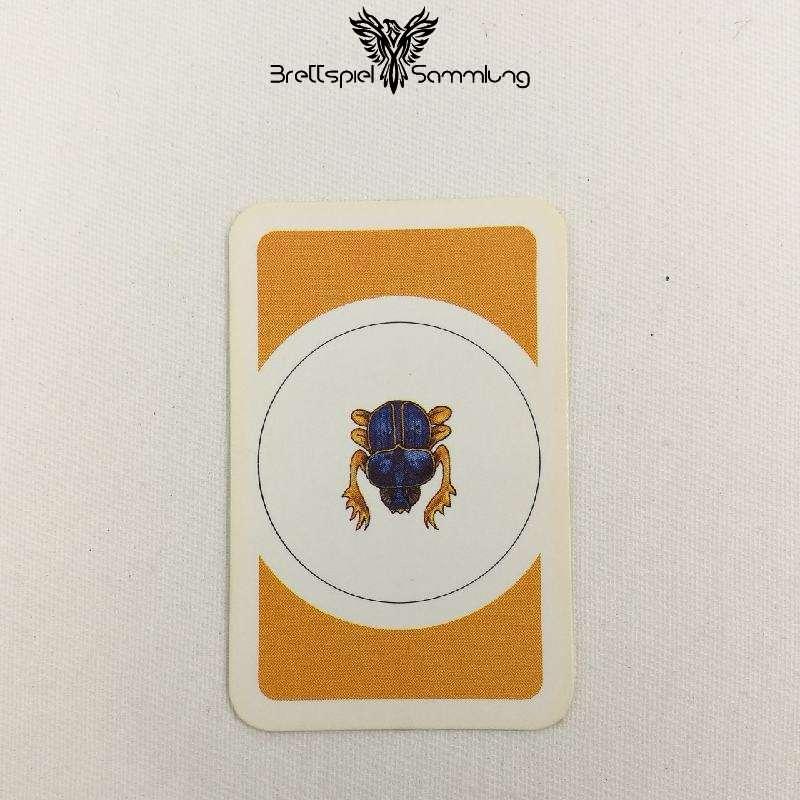 Das Verrückte Labyrinth Geheimniskarte Motiv Skarabäus #2