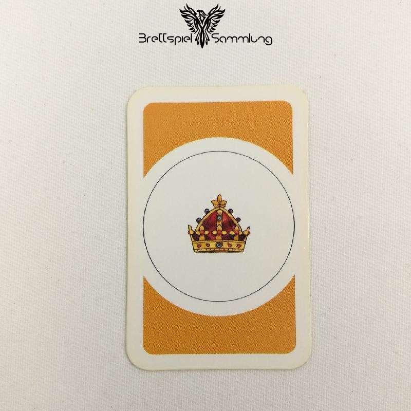 Das Verrückte Labyrinth Geheimniskarte Motiv Krone #2