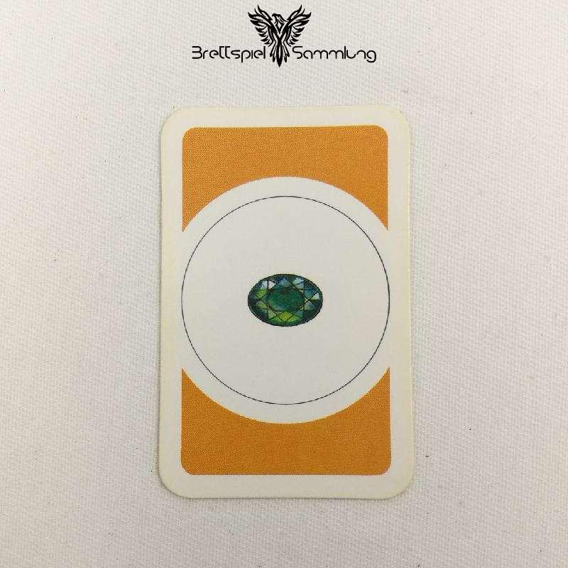 Das Verrückte Labyrinth Geheimniskarte Motiv Diamant #2