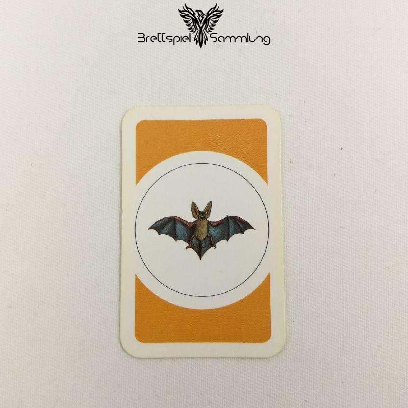 Das Verrückte Labyrinth Geheimniskarte Motiv Fledermaus #2