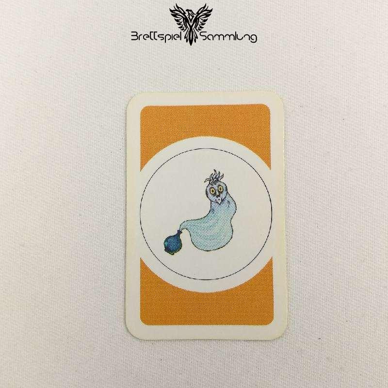 Das Verrückte Labyrinth Geheimniskarte Motiv Flaschengeist #2