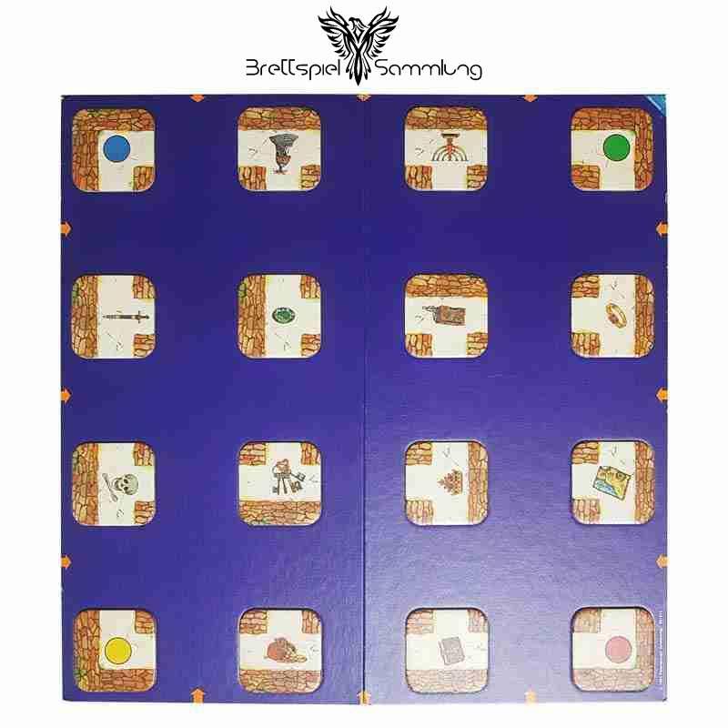 Brettspiel Sammlung Das Verrueckte Labyrinth
