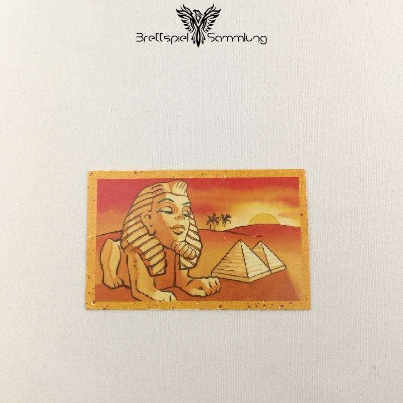 Der Zerstreute Pharao Suchkarte Pharao Und Pyramiden