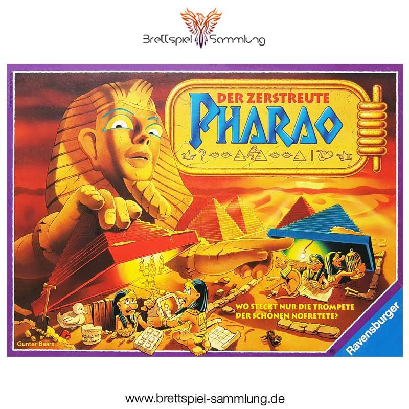 Brettspiel Sammlung Der Zerstreute Pharao Spiel