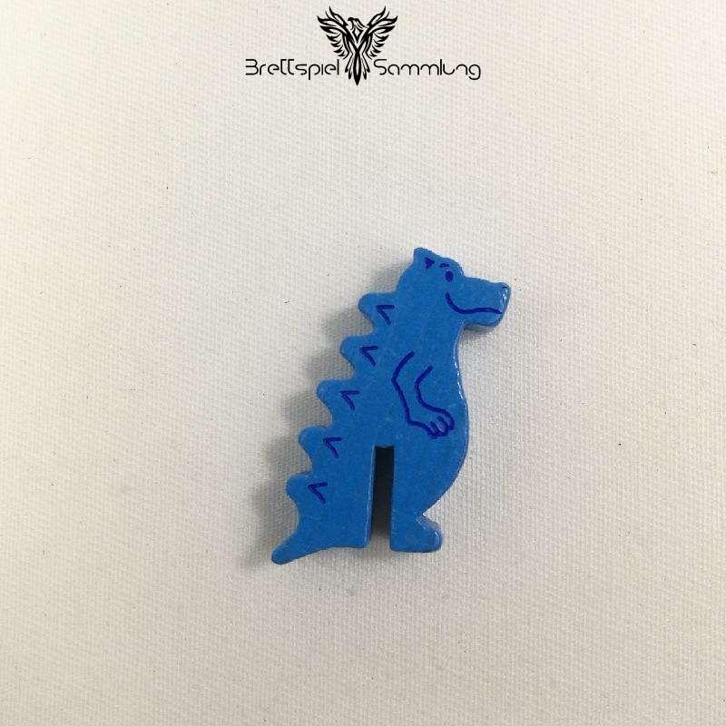 Diego Drachenzahn Spielfigur Drache Blau