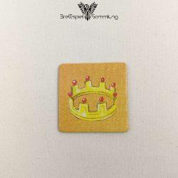 Diego Drachenzahn Plättchen Krone
