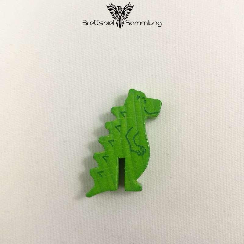 Diego Drachenzahn Spielfigur Drache Grün