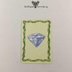 Diego Drachenzahn Karte Gelb Diamant