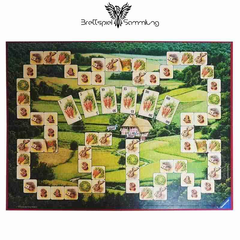 Brettspiel Sammlung Hase Und Igel