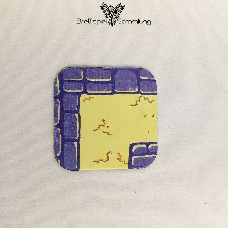 Junior Labyrinth Gänge Karte #1