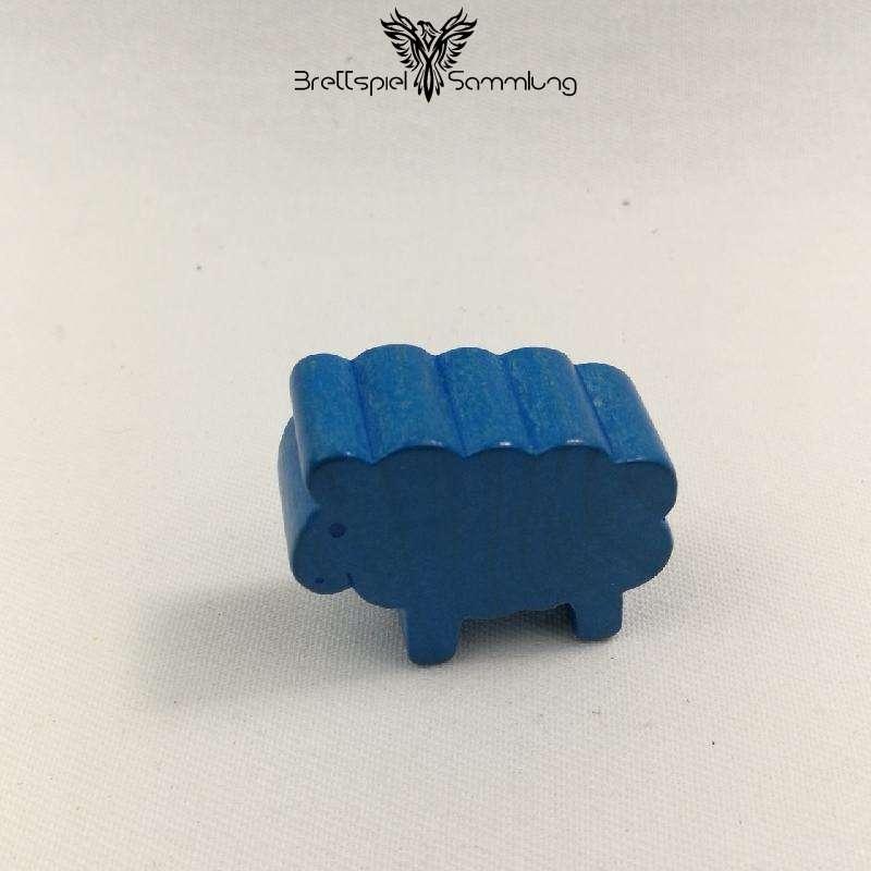 Lalelu Spielfigur Schaf Blau