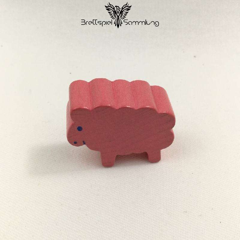 Lalelu Spielfigur Schaf Rosa