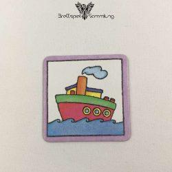 Mein Erstes Memory Bilderkarte Schiff