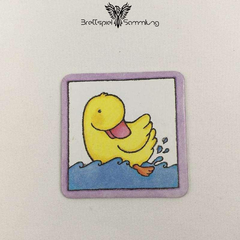 Mein Erstes Memory Bilderkarte Ente