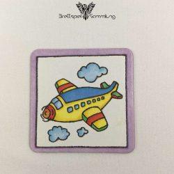 Mein Erstes Memory Bilderkarte Flugzeug