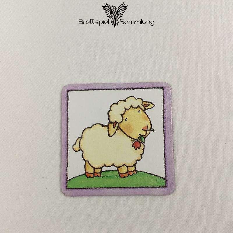 Mein Erstes Memory Bilderkarte Schaf