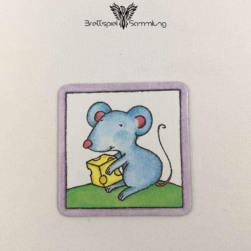 Mein Erstes Memory Bilderkarte Maus