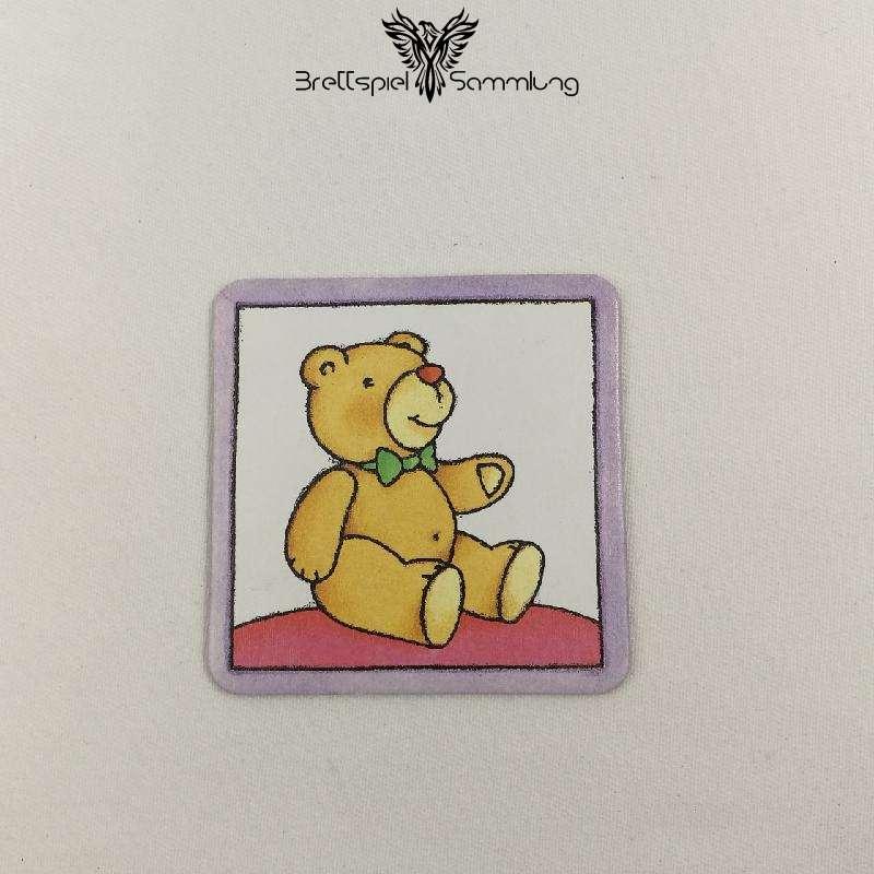 Mein Erstes Memory Bilderkarte Teddybär