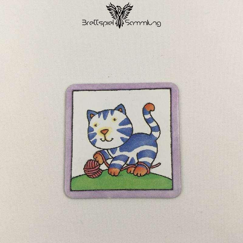 Mein Erstes Memory Bilderkarte Katze