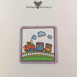 Mein Erstes Memory Bilderkarte Eisenbahn