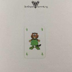 Mein Lieber Biber Laufkarte 4 Biber Grün