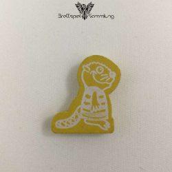 Mein Lieber Biber Spielfigur Holz Biber Gelb