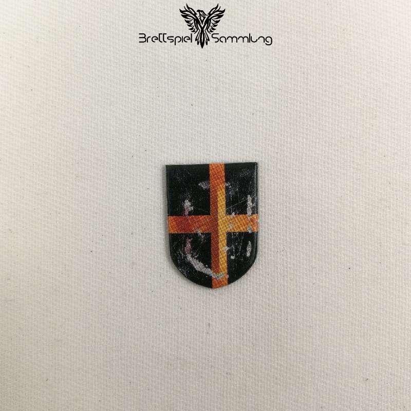 Rheinländer Ritterplättchen #1