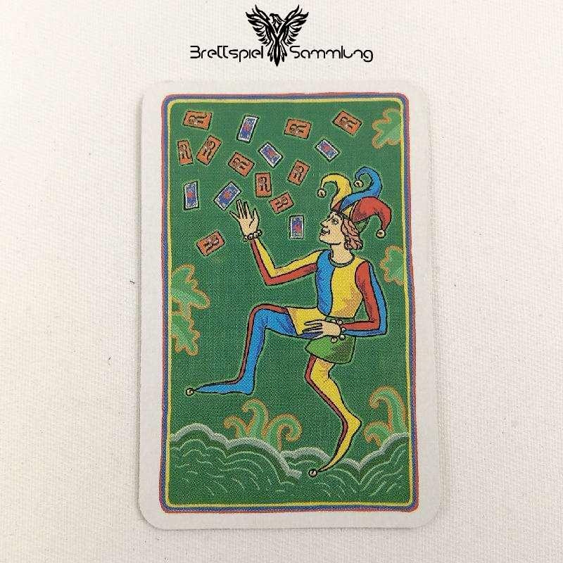 Rheinländer Spielkarte Mischen