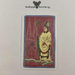 Rheinländer Spielkarte Erzbischof