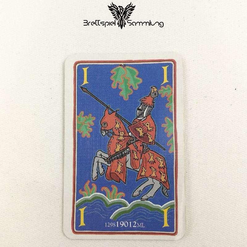 Rheinländer Spielkarte 1