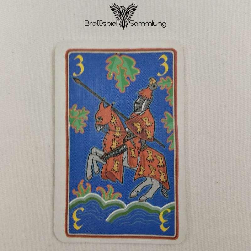 Rheinländer Spielkarte 3