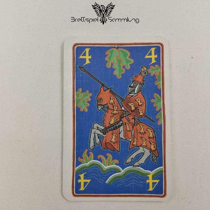 Rheinländer Spielkarte 4