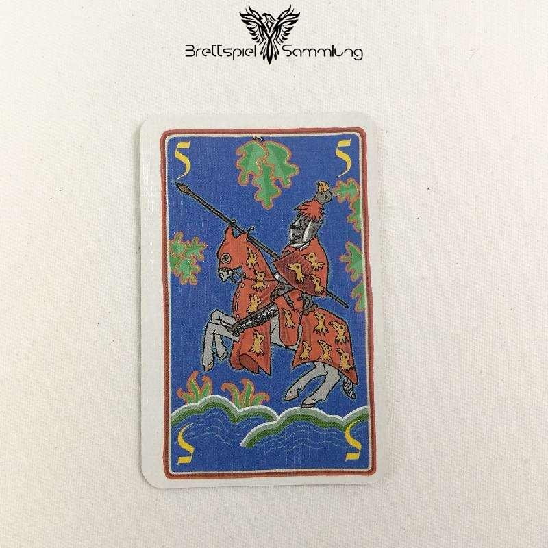 Rheinländer Spielkarte 5
