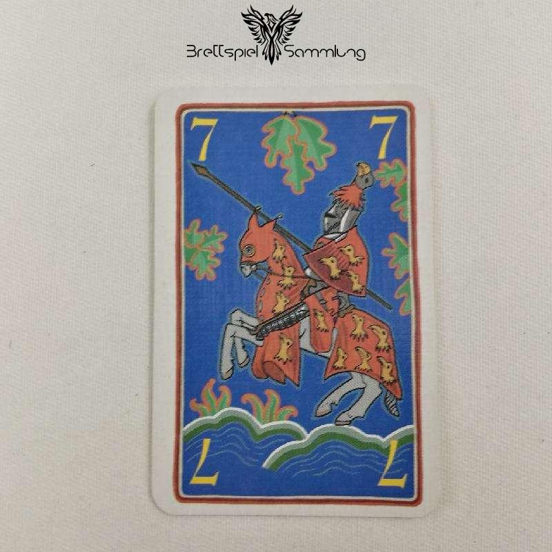 Rheinländer Spielkarte 7