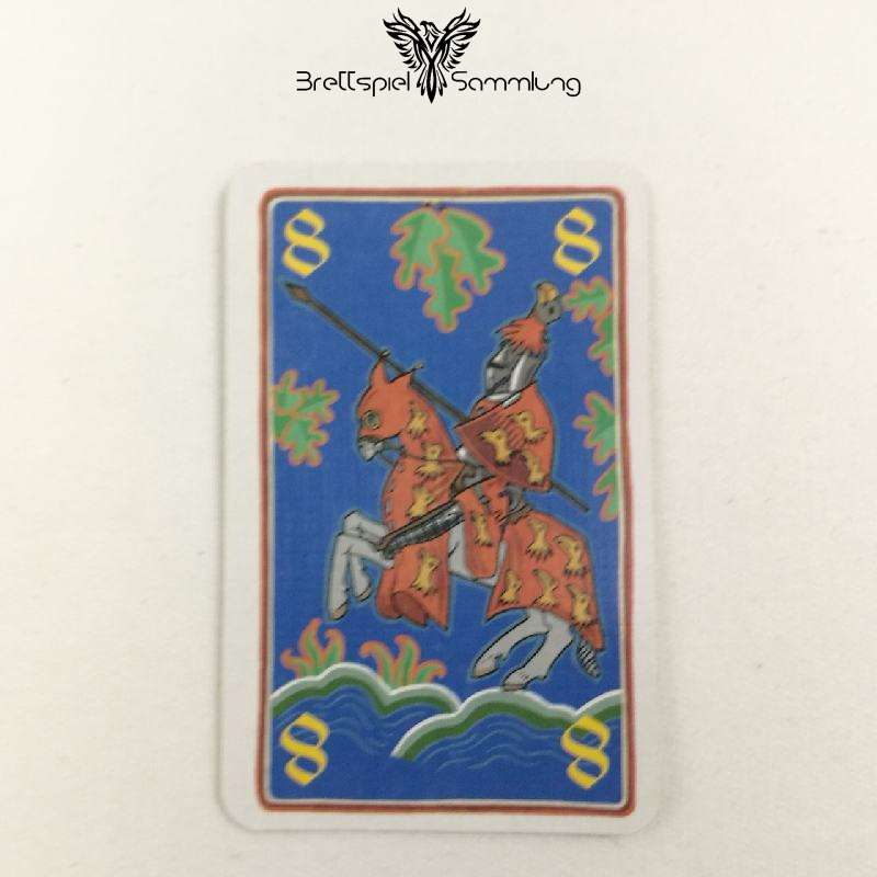 Rheinländer Spielkarte 8