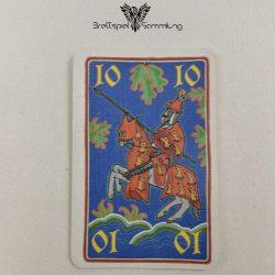 Rheinländer Spielkarte 10