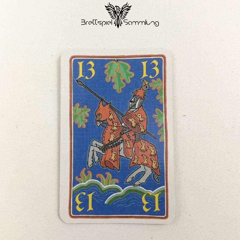 Rheinländer Spielkarte 13