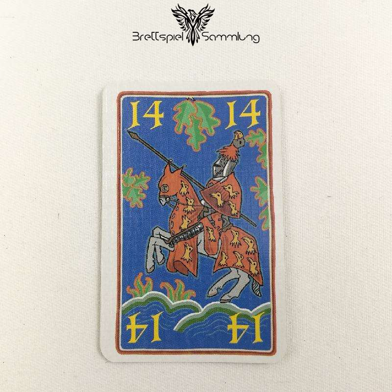 Rheinländer Spielkarte 14